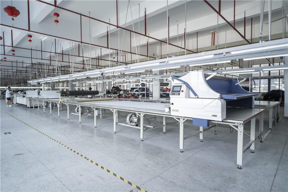 Fabri Auto-cutting system
